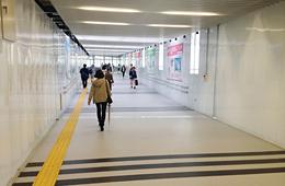 渋谷駅校内