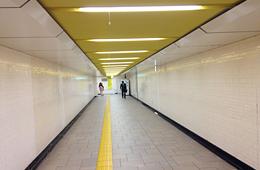 渋谷駅構内